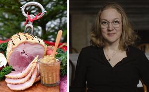 Jenny Damberg har skrivit fettets kulturhistoria. Bild: TT och Sara Mac Key