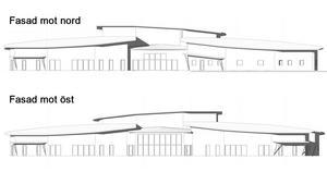 Så här är det tänkt att den nya förskolan ska se ut.Foto: Illustration: Arkitektgruppen GKAK