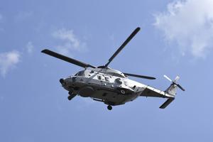 Helikopter 14 F eller som den också heter NH90.