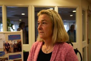Tina Perzons mamma är dement och bor på Hamrelund sedan drygt ett år tillbaka. Hon tycker att det är sorgligt att ett så välfungerande äldreboende ska försvinna.