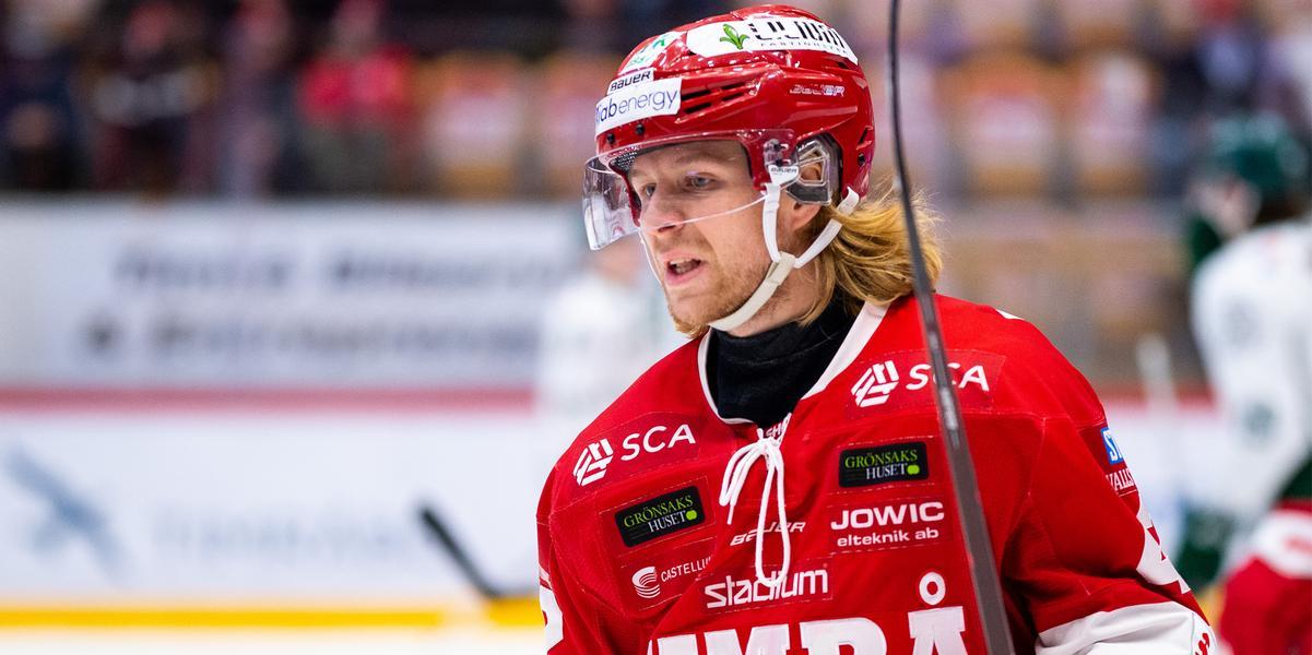 Offensive backen efter tunga året med Timrå: