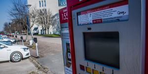 """""""Avskaffa parkeringsautomaterna och ersätt dem med kameror som registrerar in- och utfart till parkeringsområdet"""" skriver Mats Myrén. Foto: Mimmi Sundberg"""