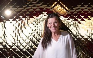 Lotta Engberg är programledare för TV4:s Bingolotto. Bilden är från ett annat tillfälle.