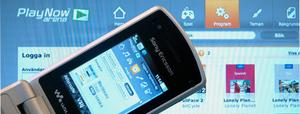Sony Ericssons programbutik nu igång