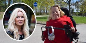 Malin Ohlson är vd för Enigheten personlig assistans och Veronica Hedenmark är VH Assistans grundare. Foto: Mikael Hellsten/Kenneth Westerlund