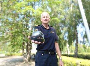 Lokalpolischefen Mats Lagerblad: