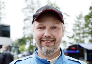Mikael Persson var nöjd med sin egen prestation i helgen. Mindre nöjd var han över det faktum att deltagarna från Medelpad blivit färre under de senaste åren.