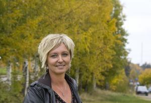 Jessica Falk föreläste om hjärnskador på CFL i Söderhamn.