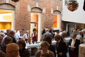 På lördag är den dags för den årliga vinmässan, där det ges tillfälle att smaka men också lära sig om vinprovning och hur dryck och mat bäst kombineras.