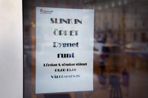 Slink in är bra för resenärer och hemlösa, skriver signaturen Resenär.
