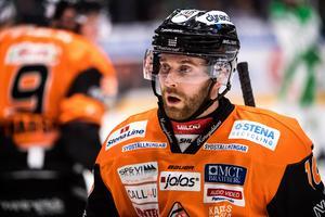 Mattias Guter spelar i Timrå kommande säsong. Foto: Magnus Lejhall (Bildbyrån).