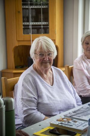Barbro Sindler Hult har blivit mer intresserad av släktforskning sedan hon blev pensionär.