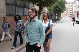 Under nästan två veckor besöker studenterna Stockholm och Örebro, genom ett samarbete med Linnéuniversitetet och Mercer University.