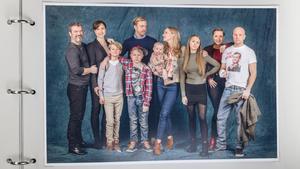 Andra säsongen av Bonusfamiljen lever upp till förväntningarna. Redan nu är det klart att det även blir en säsong tre.Foto: Ulrika Malm/SVT