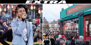 Tove Styrke var en av många artister som framträdde under Musikhjälpen i Lund förra året. Bild: Pressbild