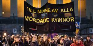 Bild från en demonstration 2005.