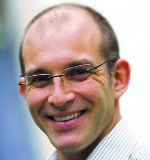 Håkan Kjellberg, gruppchef på Anticimex.