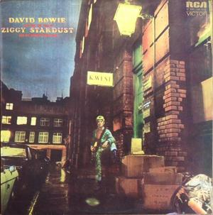 David Bowie – The Rise And Fall Of Ziggy Stardust And The Spiders From Mars. Bild: discogs.com.