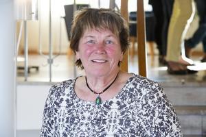 """""""Skolfrågan måste gå att lösa på något annat sätt än att lägga ner skolan i Djura"""", menar Land Alice Gustafsson."""