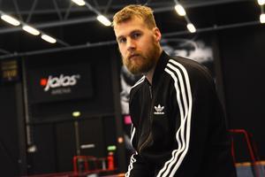 Adam Fernqvist gör sin sjunde säsong med IBF Falun.