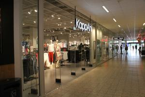 Kappahl har fem butiker i Dalarna, däribland denna i Avesta Galleria.