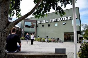 En representant från föreningen Örebro rättighetscenter kommer att informera om föreningen och svara på frågor om diskriminering på Kumla bibliotek på tisdag kväll. Arkivbild: Göran Kempe