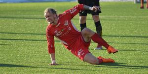 Anundsjös Joel Åman är på väg att resa sig efter ryggproblem. Han hoppas kunna spela mot Gottne som inleder höstomgången.