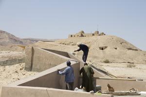 I Luxor ska turisterna kunna se faraonernas begravningsplatser utan att de historiska platserna hotas.
