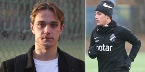 Oliver Johansson, ursprungligen från Roslagsbro IF, tillhör sedan två år tillbaka AIK Fotbolls ungdomsakademi.