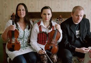 Folkmusikgruppen Homecraft