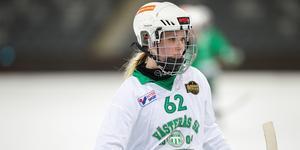 Linda Lohiniva fick en ny roll under förra säsongen och upptäckte en ny del av spelet.