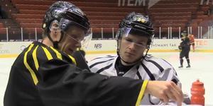 Hur kommer Adrian Elefalk  användas mot Luleå egentligen?