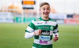 Dennis Persson startade 25 matcher för VSK under den gångna säsongen.