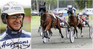 Ulf Eriksson kör sitt första Elitlopp i karriären på söndag.