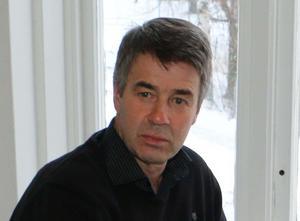Jan-Åke Stolt Karlsson, verksamhetsutvecklare i Lekebergs kommun.