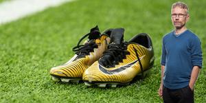 Endast matchfixare gillar fotbollsspelare som bara ställer in skorna. Foto: TT