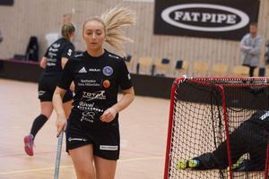Alva Arnqvist har hittat formen.