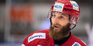 Måns Hermansson byter rött mot grönt och flyttar hem till Småland igen. Bild: Dennis Ylikangas/Bildbyrån.