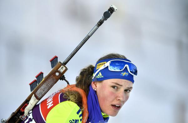 Hanna Öberg skrällde.
