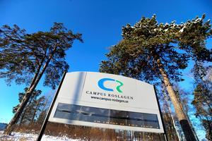 Campus Roslagen bildades 2001 med uppgift att främja utbildning och utveckling på det nedlagda regementsområdet. Foto: Anders Sjöberg