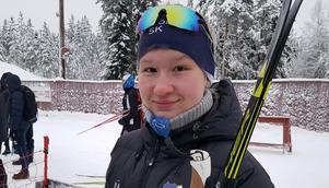 Trots skadan är Cordelia Melén Olsson positiv och håller humöret och hoppet uppe.