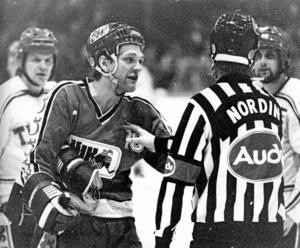 Hardy Nilsson. Foto: Sporten/Hockeypuls.
