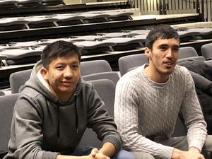 Hafizullah och Omid