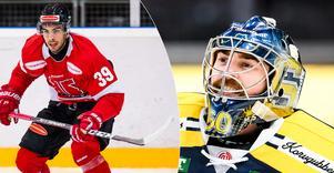Jordan Boucher gjorde två av Örebros mål mot Södertälje. Men Alexander Sahlin i målet svarade ändå för en godkänd insats, trots fem insläppta mål.