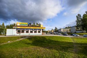 McDonalds ska bygga nytt där gamla Joker ligger.