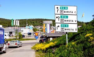 Matkedjan Lidl vill bygga upp en butik i Birstaområdet.