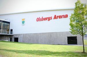 Intill Olsbergs arena vill man bygga en kulturscen.