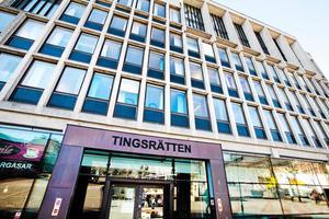 En kvinna döms till fängelse av Södertälje tingsrätt efter att hon förföljt sin före detta man.