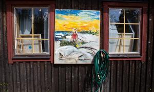 Konstsommar i Fällsvik.