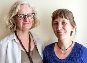 """""""Kris i en relation handlar ofta om outtalade och ibland omedvetna förväntningar"""" säger Karin Sundström och Petra Hopfgarten."""